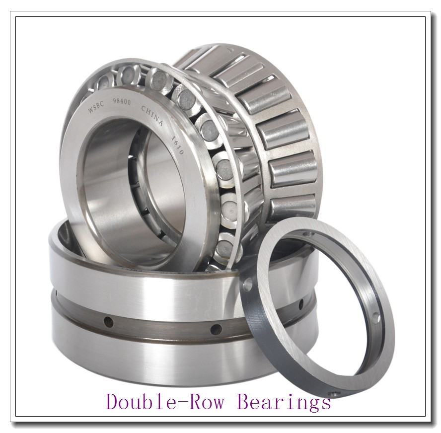 L540049/L540010D+L DOUBLE-ROW BEARINGS
