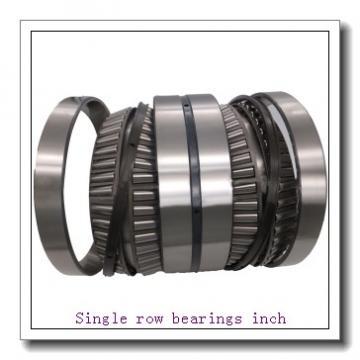 74550/74850 Single row bearings inch