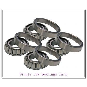 795/792 Single row bearings inch