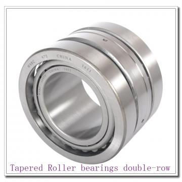 567X 563D Tapered Roller bearings double-row