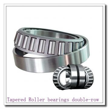 07100-SA 07196D Tapered Roller bearings double-row