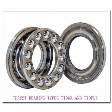 T10400e THRUST BEARING TYPES TTDWK AND TTDFLK