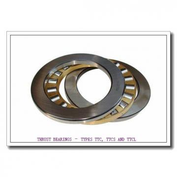 T138 THRUST BEARINGS – TYPES TTC, TTCS AND TTCL