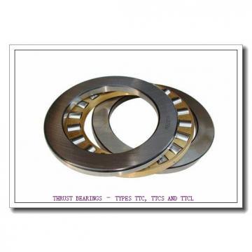 T195 THRUST BEARINGS – TYPES TTC, TTCS AND TTCL