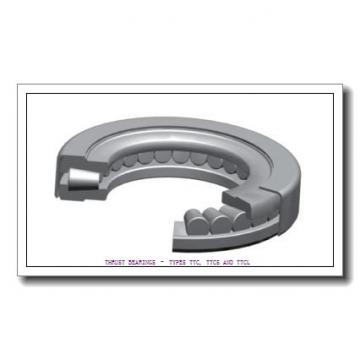T177A THRUST BEARINGS – TYPES TTC, TTCS AND TTCL