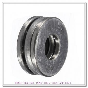T113X THRUST BEARINGS TYPES TTSP, TTSPS AND TTSPL