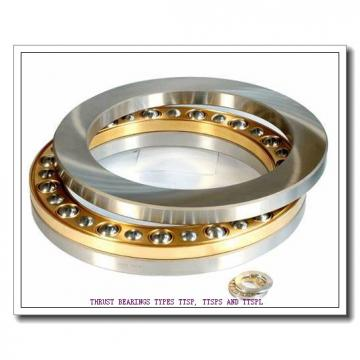 T142 THRUST BEARINGS TYPES TTSP, TTSPS AND TTSPL