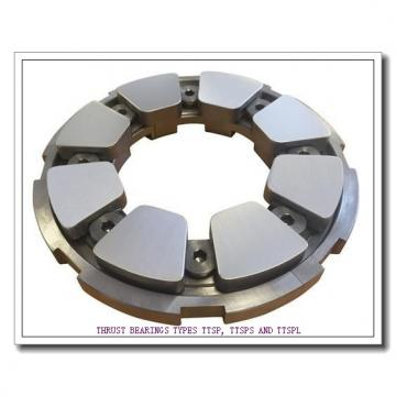 T101 THRUST BEARINGS TYPES TTSP, TTSPS AND TTSPL