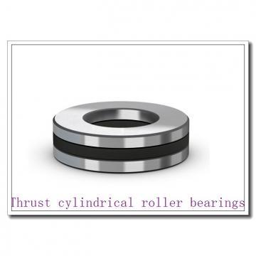 91/670 Thrust cylindrical roller bearings