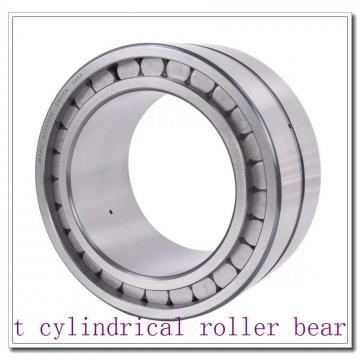 81160 Thrust cylindrical roller bearings