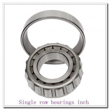 689/672 Single row bearings inch