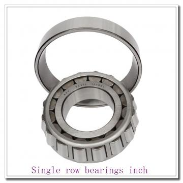 93800A/93125 Single row bearings inch