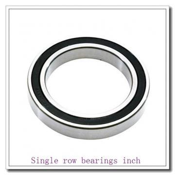 782/772A Single row bearings inch